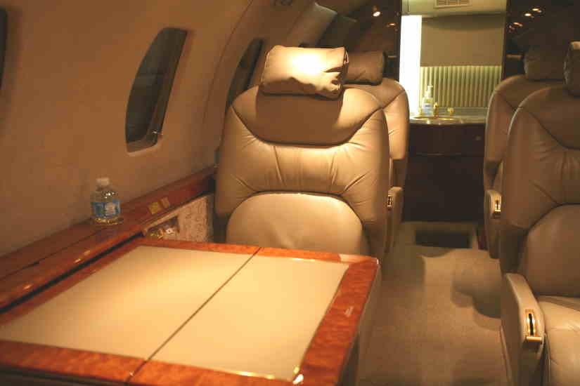 бизнес джет Cessna Citation VI