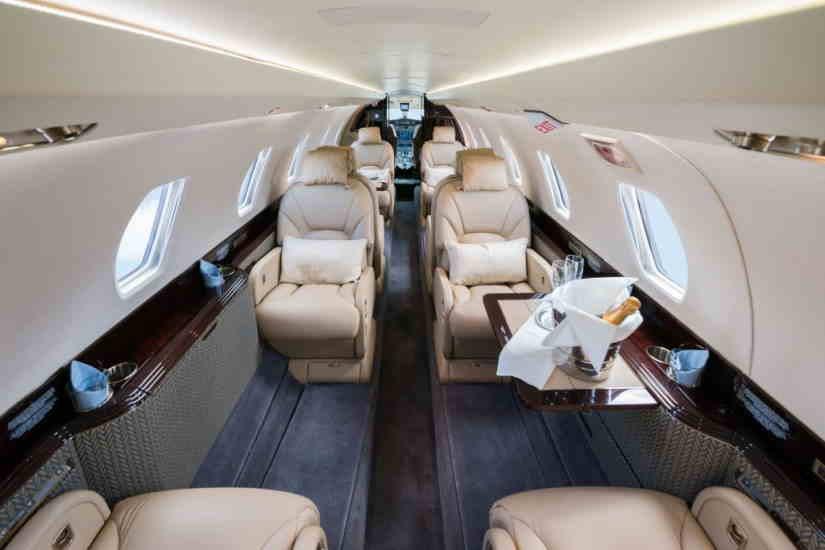 бизнес джет Cessna Citation X