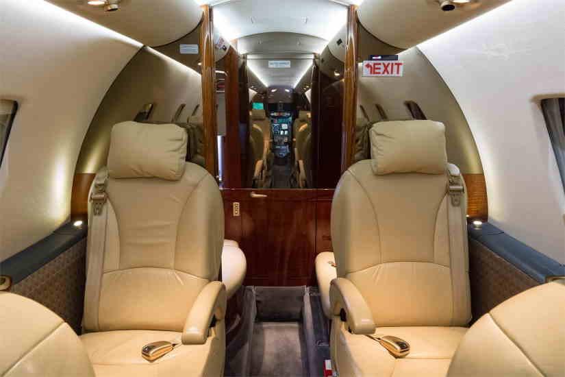 бизнес джет Cessna Citation XLS