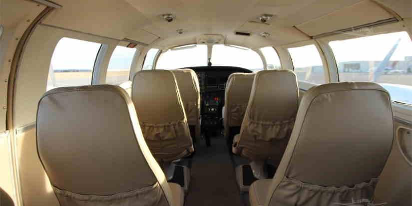 бизнес джет Cessna F406 Caravan II