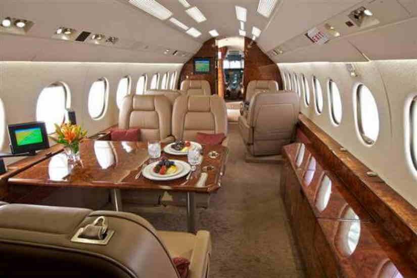 бизнес джет Dassault Falcon 2000 DX