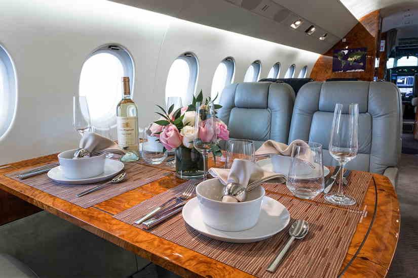бизнес джет Dassault Falcon 2000 LX