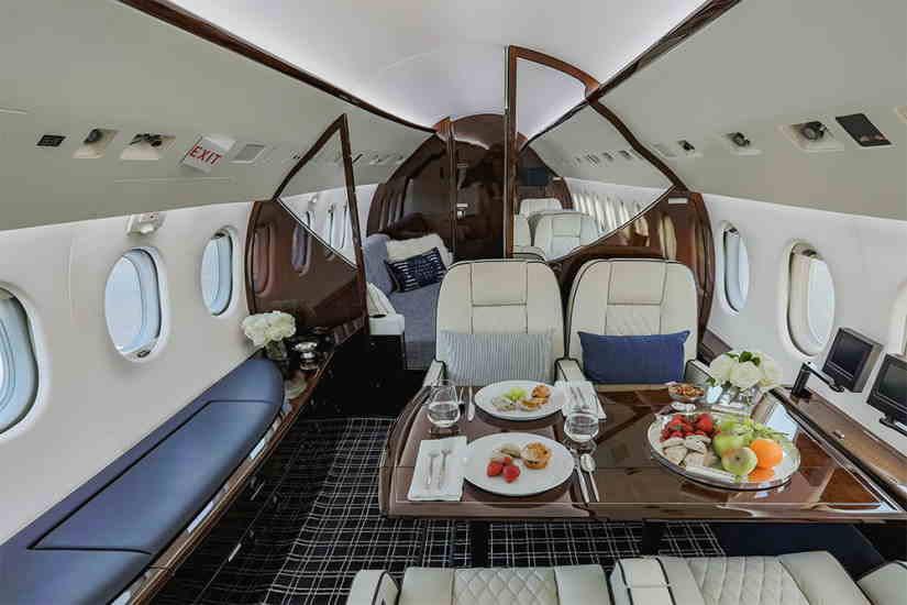 бизнес джет Dassault Falcon 900 EX