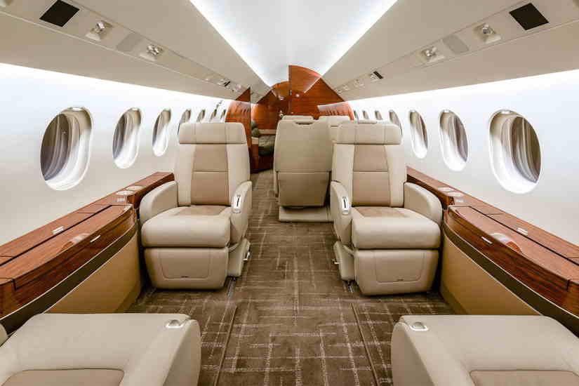 бизнес джет Dassault Falcon 900 LX