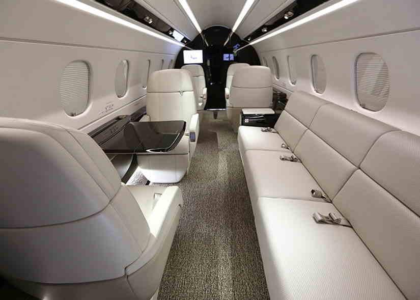 бизнес джет Embraer Legacy 500