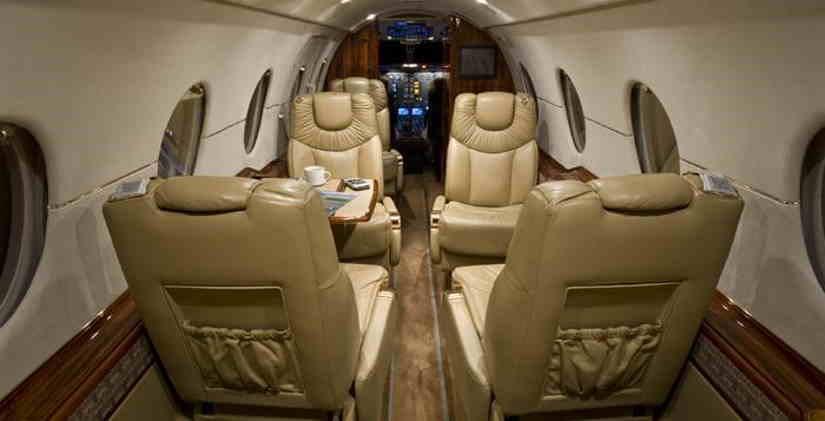 бизнес джет Hawker 400XP