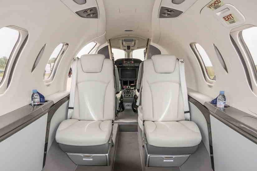 бизнес джет HondaJet HA-420