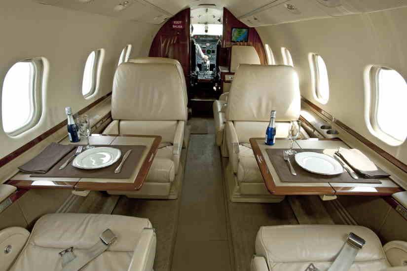 бизнес джет Learjet 31