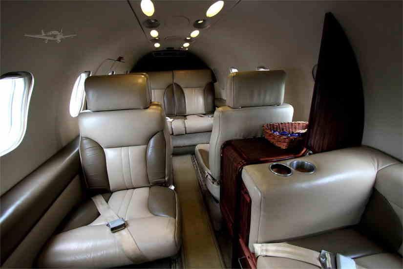 бизнес джет Learjet 35