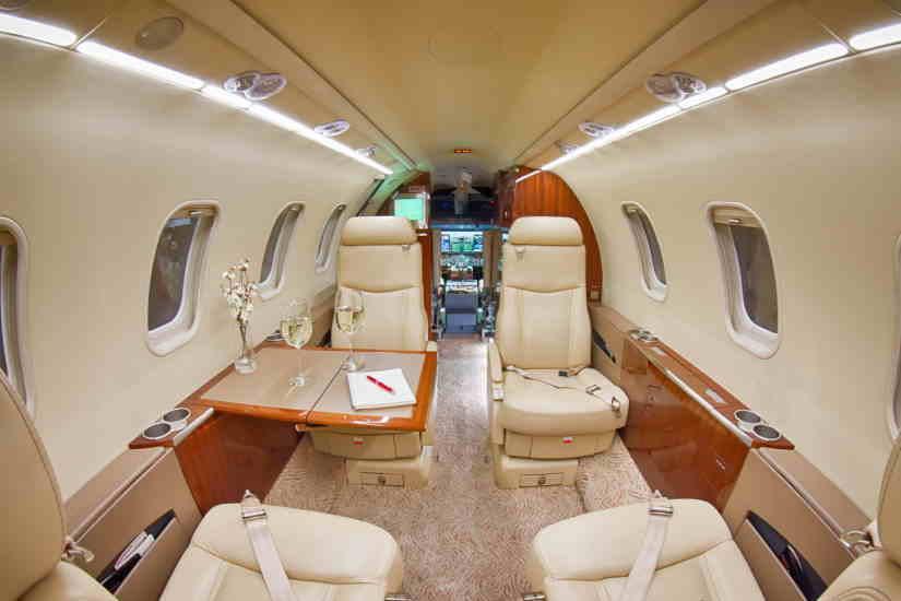 бизнес джет Learjet 40 XR