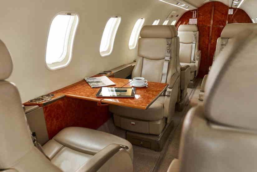 бизнес джет Learjet 45 XR