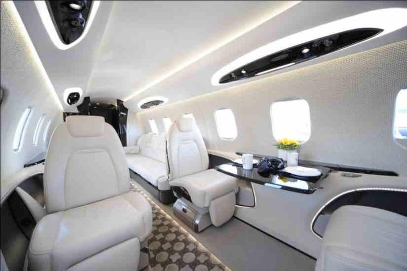 бизнес джет Learjet 85