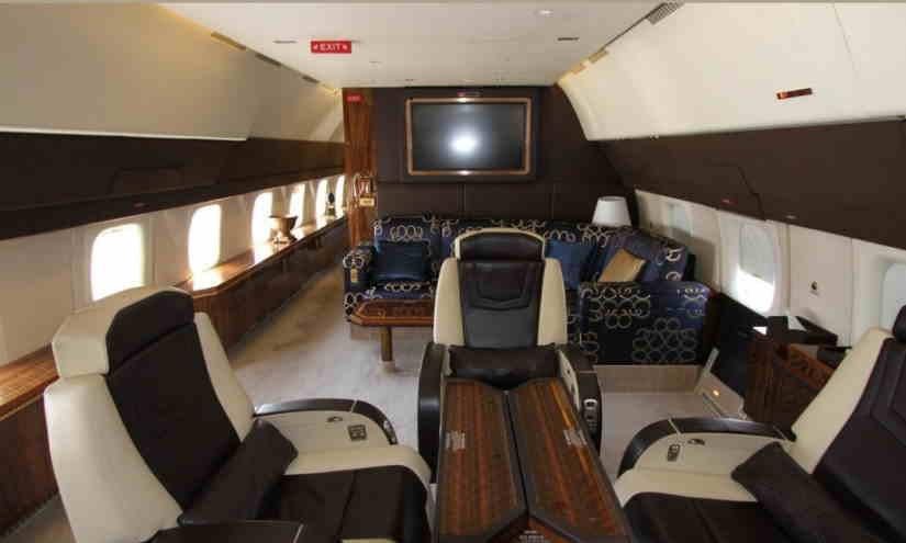 бизнес джет McDonnell Douglas DC-8-72