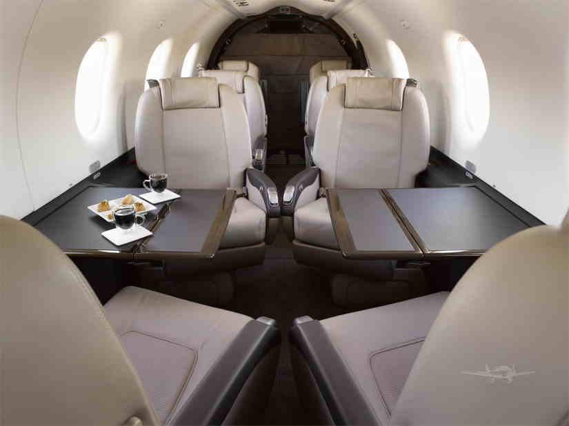 бизнес джет Pilatus PC-12