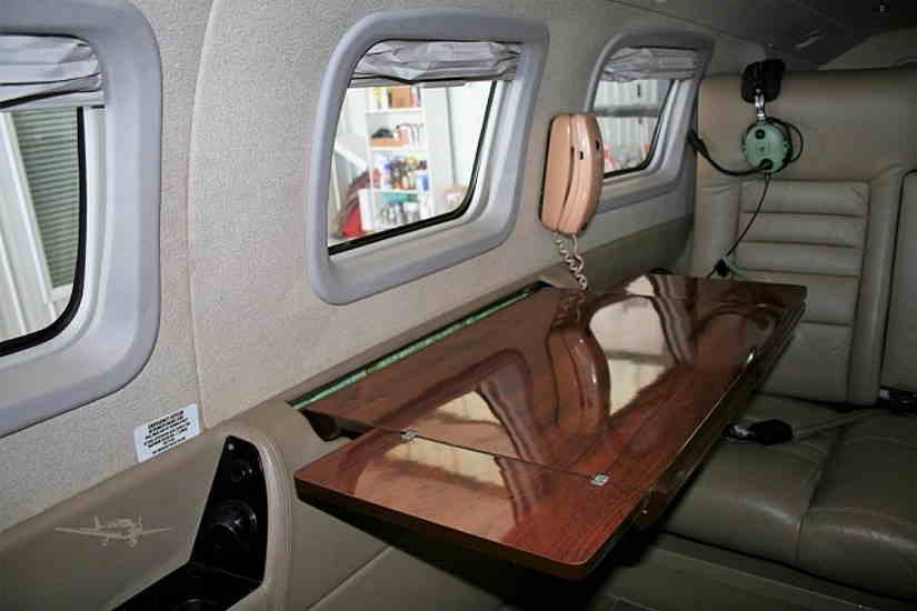 бизнес джет Piper PA-47 PiperJet