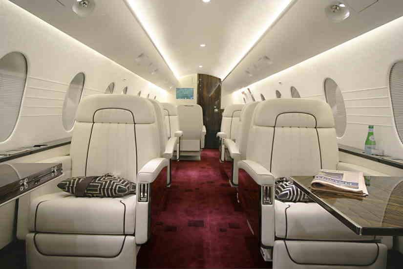 бизнес джет Dornier 328Jet