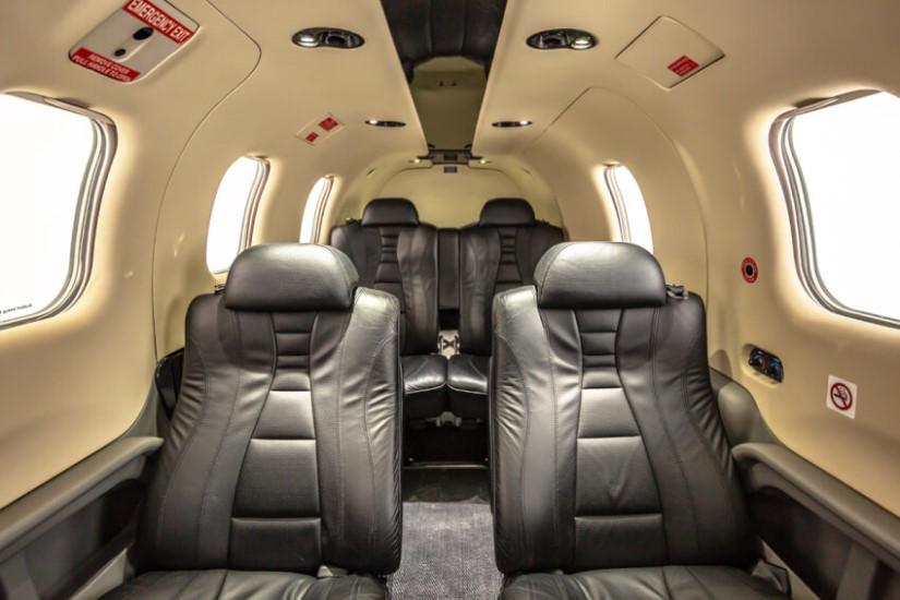 салон самолета Daher Socata TBM 930