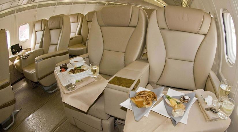 бизнес джет Avro Business Jet