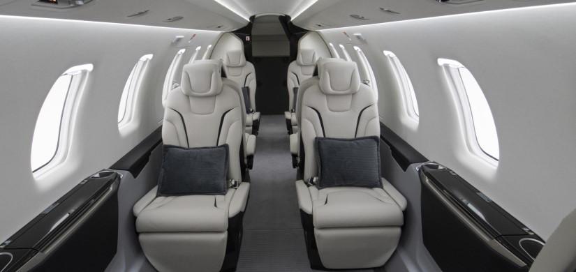 бизнес джет Pilatus PC-24