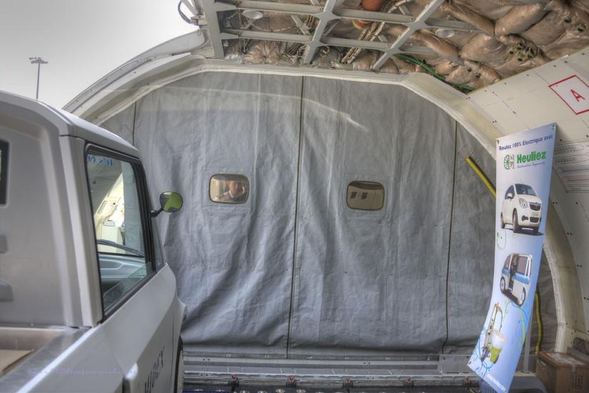 бизнес джет Airbus A300 B4F
