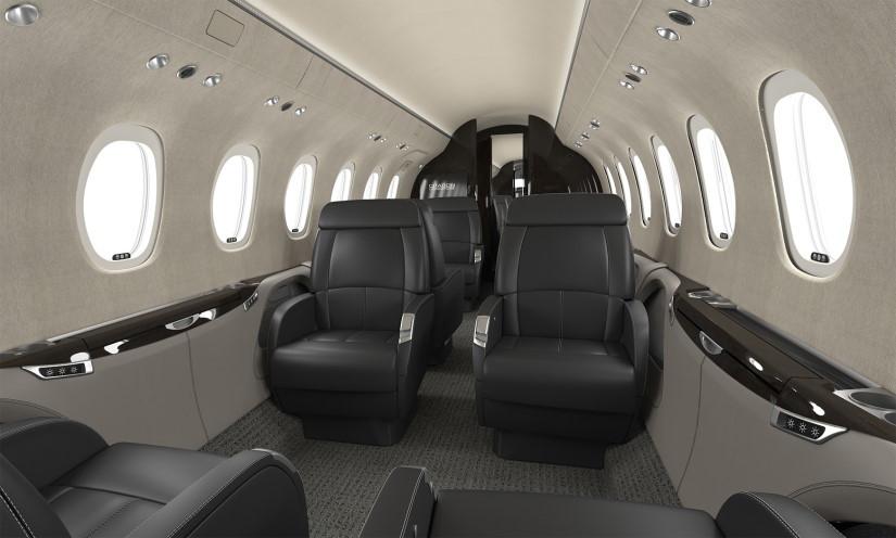 бизнес джет Cessna Citation Longtitude