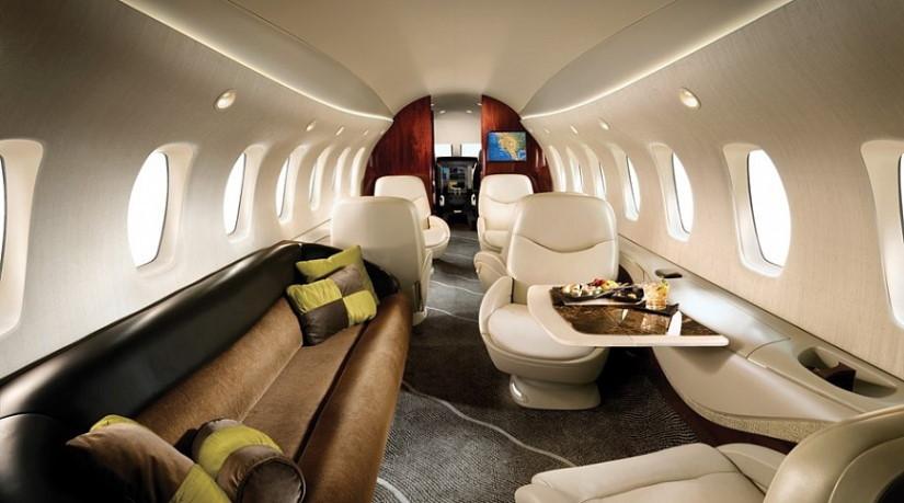 бизнес джет Cessna 850 Citation Columbus