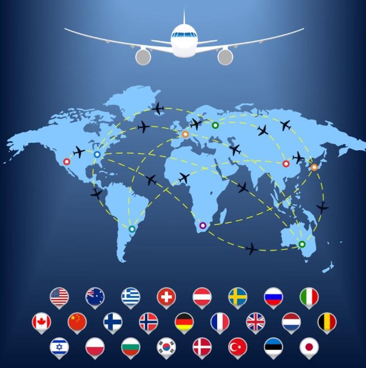 аэропорты бизнес авиации