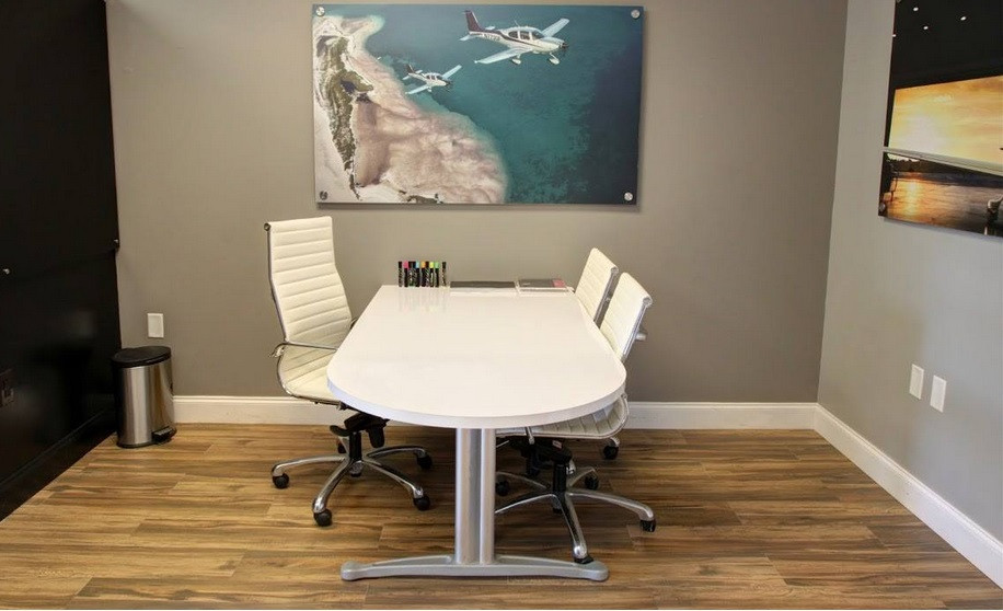 business jets office