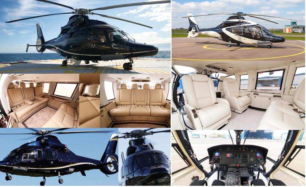 вертолет бизнес класса