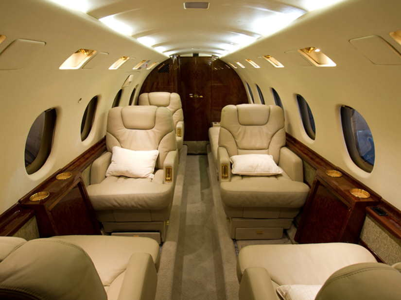 бизнес джет Beechcraft Hawker 800 XP