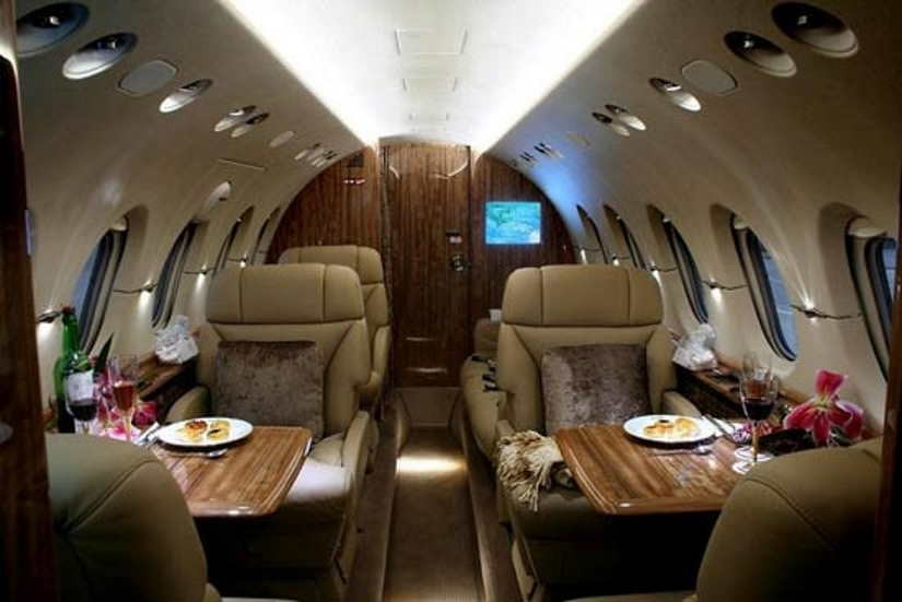 бизнес джет Beechcraft Hawker 850 XP