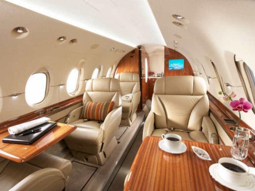 бизнес джет Beechcraft Hawker 900 XP