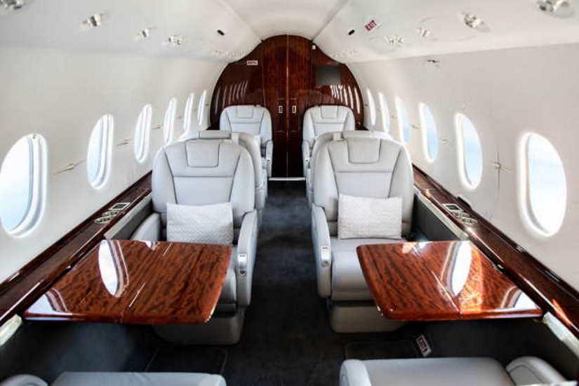 бизнес джет Beechcraft Hawker 4000