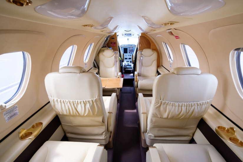 бизнес джет Beechcraft Premier I