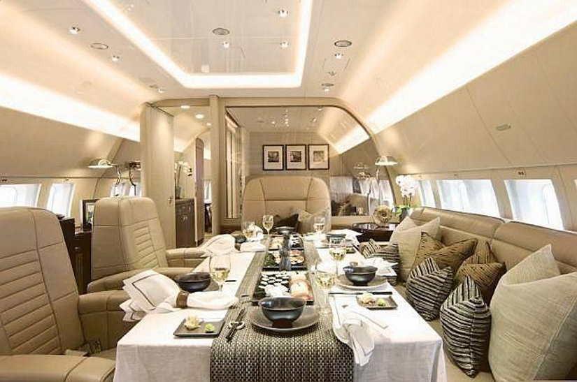 бизнес джет Boeing Business Jet (BBJ)