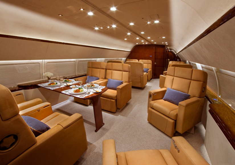 бизнес джет Boeing Business Jet 2