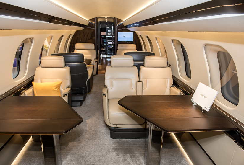 бизнес джет Bombardier Global 7000