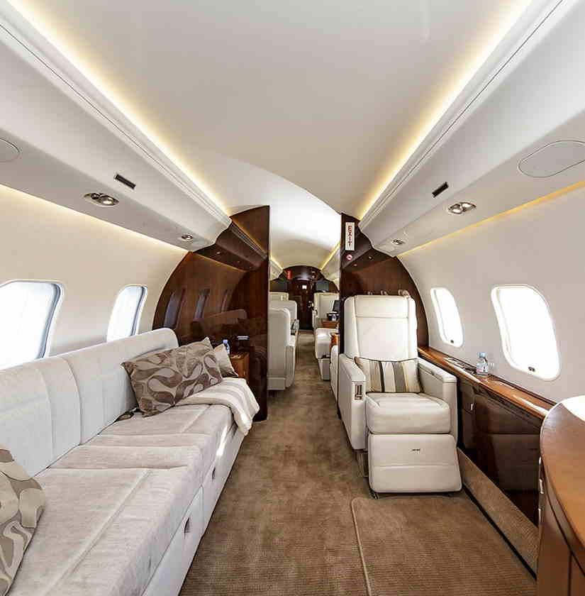 бизнес джет Bombardier Global Express