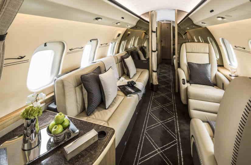 бизнес джет Bombardier Global Express XRS