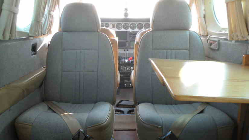 бизнес джет Cessna 340