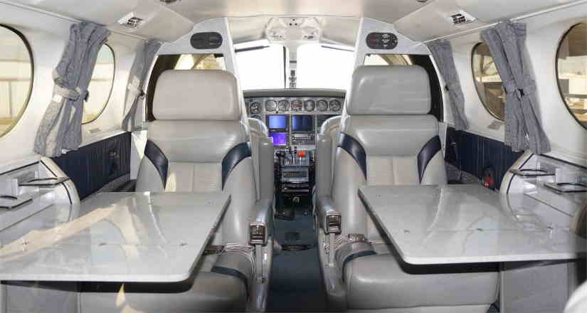 бизнес джет Cessna 421 Golden Eagle