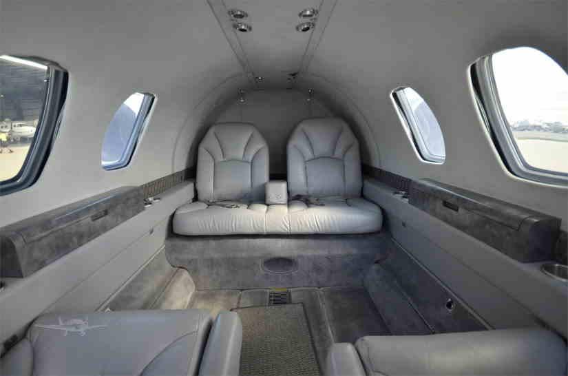 бизнес джет Cessna Citation 501