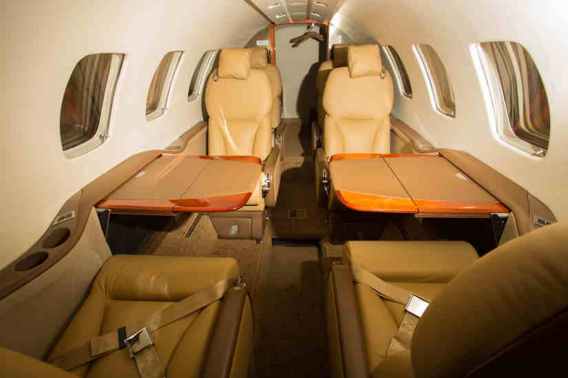 бизнес джет Cessna Citation Bravo