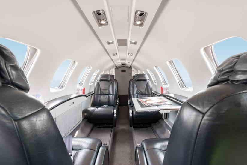 бизнес джет Cessna Citation CJ2