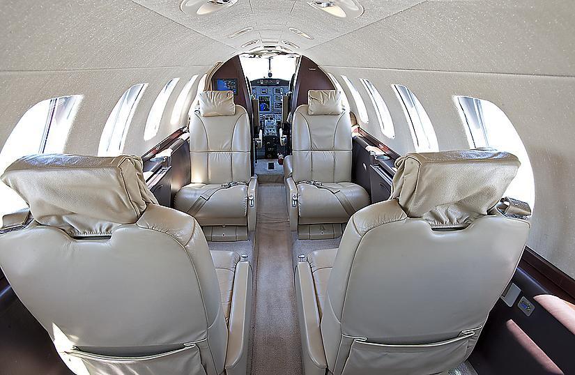 бизнес джет Cessna Citation CJ3