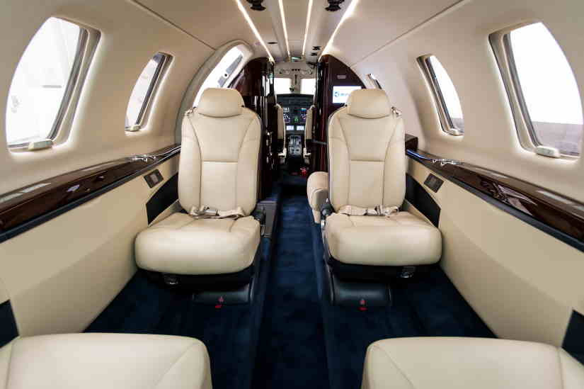 бизнес джет Cessna Citation CJ4