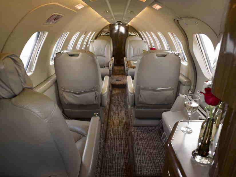 бизнес джет Cessna Citation Encore