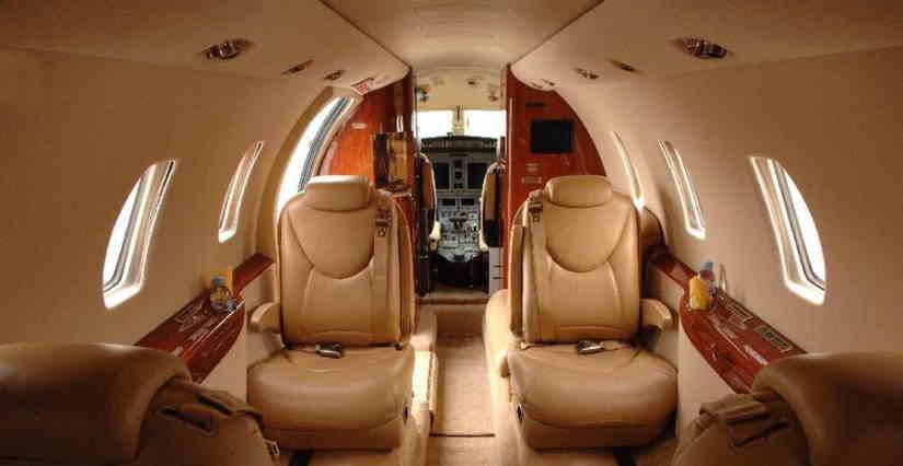 бизнес джет Cessna Citation Excel