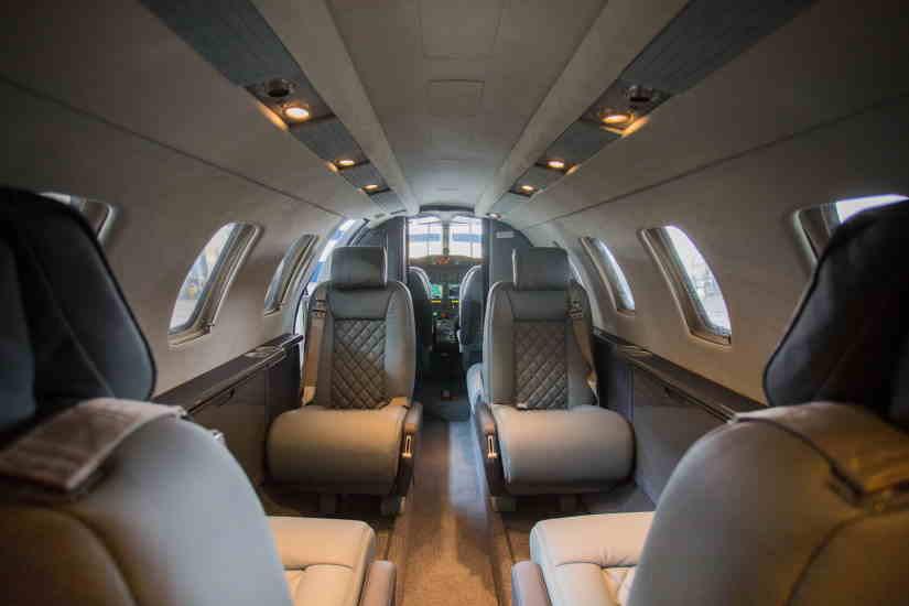 бизнес джет Cessna Citation I