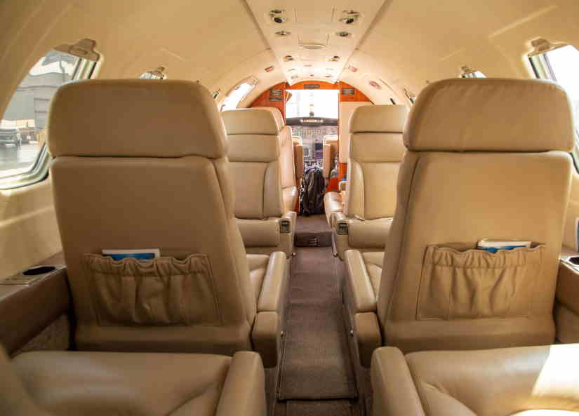 бизнес джет Cessna Citation II